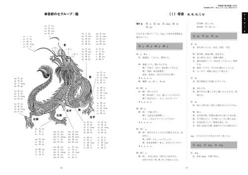 「中国語の基本音義1300」本文その3