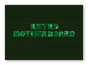 書籍画像「RETRO MOTHERBOARD」